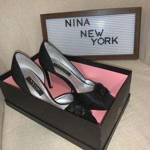 Nina Shoes | Nina New York Black Heels